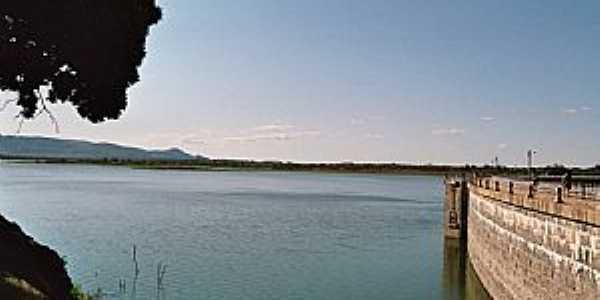Quixadá-CE-Açude do Cedro-Foto:Krewinkel-Terto de Amorim2