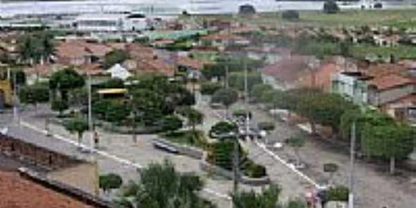 Vista da praça-Foto:marquix