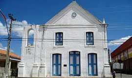 Quixeramobim - Quixeramobim-CE-Capela do Senhor do Bonfim,fundada em 1868-Foto:Edson Gomes