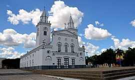 Quixeramobim - Quixeramobim-CE-Matriz de Santo Antônio de Pádua-Foto:ARAGÃO