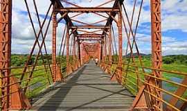 Quixeramobim - Quixeramobim-CE-Ponte Metálica-Foto:MACÍLIO GOMES
