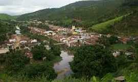 Santana do Mundaú - Santana do Mundaú-AL-Rio Mundaú e a cidade-Foto:psemundau.blogspot.com