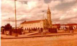 Quixeré - 1ª Praça de Quixeré, Por Lucilene Brito