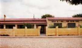 Quixeré - Antiga Escola Padre Nelson Farias, Por Lucilene Brito