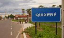 Quixeré - Avenida Monsenhor Oliveira, Por Lucilene Brito