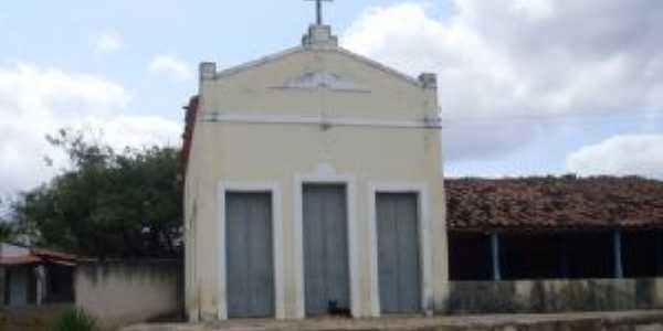 Igreja do Cercado do Meio  -  Por Lucilene Brito