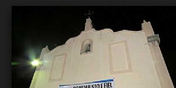 Raimundo Martins-CE-Igreja de São José dos Frades-Foto:avozdesantaquiteria.