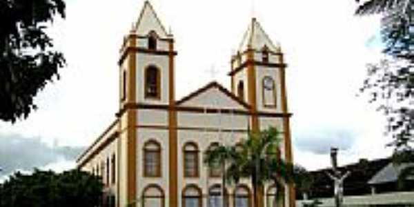 Igreja Matriz N.S.da Conceição foto Vicente A. Queiroz