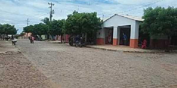 Riacho Grande-CE-Centro do Distrito-Foto:digaoRodrigues