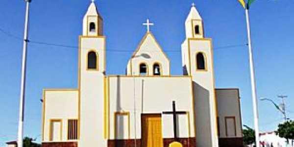 Roldão-CE-Igreja de São Sebastião-Foto:Benedito