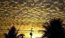 Russas - Pôr  do sol,Nova Russas-Ce Por J.nilton azevedo