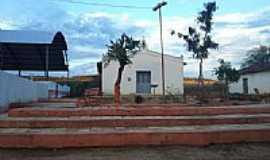Salitre - Capela no Sítio Milhãs do Sul em Salitre-CE-Foto:Thiago dos Passos