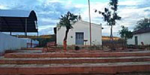 Capela no Sítio Milhãs do Sul em Salitre-CE-Foto:Thiago dos Passos