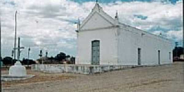 Capela de Sambaíba-Foto:antoniofilho10