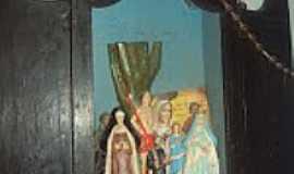 Santa Fé - Santa Fé-CE-Religiosidade da Família Teles no Museu Benedito José Teles-Foto:eefmpresidentevargas.blogspot.com