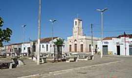 Santa Felícia - Praça em Frente a Igreja, por Mariana.Matos.
