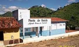 Santa Luzia - Posto de Saúde em Santa Luzia-Foto:Prof.Castro
