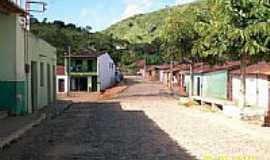 Santa Luzia - Rua David Sales Pinheiro-Foto:Prof.Castro