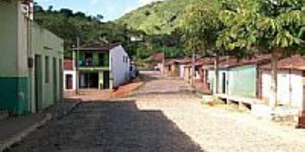 Rua David Sales Pinheiro-Foto:Prof.Castro