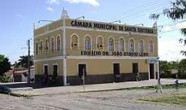 Santa Quitéria -  Câmara Municipal - Foto Instituto Pró Memória