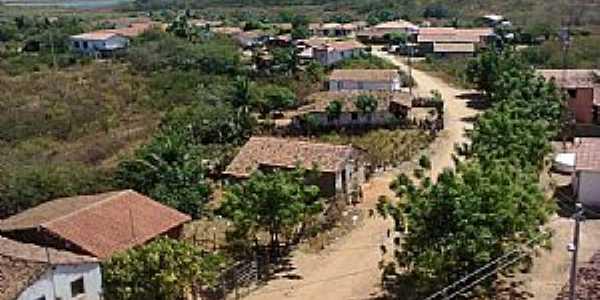 Santa Tereza-CE-Vista aérea-Foto:Facebook