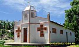 Santarém - Igreja em Santarém-CE-Foto:WLuiz
