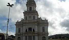 São José da Laje - Igreja de São José em São José da Laje-Foto:Sergio Falcetti