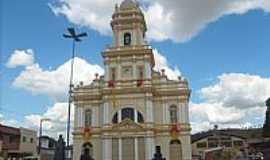 São José da Laje - Igreja Matriz de São José da Laje-AL-Foto:123navegando4