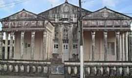 São José da Laje - São José da Laje-AL-Casarão-Patrimônio Histórico-Foto:Sergio Falcetti