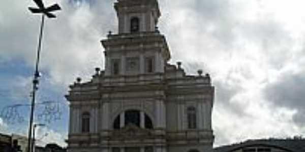 Igreja de São José em São José da Laje-Foto:Sergio Falcetti
