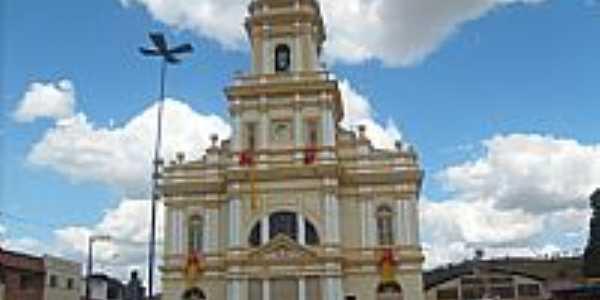 Igreja Matriz de São José da Laje-AL-Foto:123navegando4