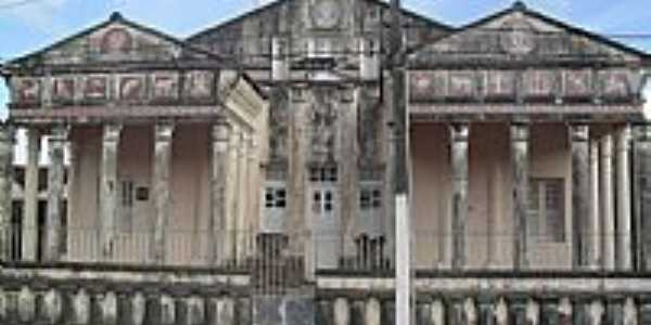 São José da Laje-AL-Casarão-Patrimônio Histórico-Foto:Sergio Falcetti
