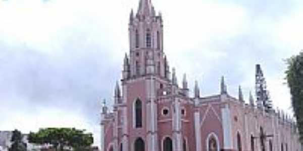 Igreja Matriz de São Benedito foto Vicente A. Queiroz