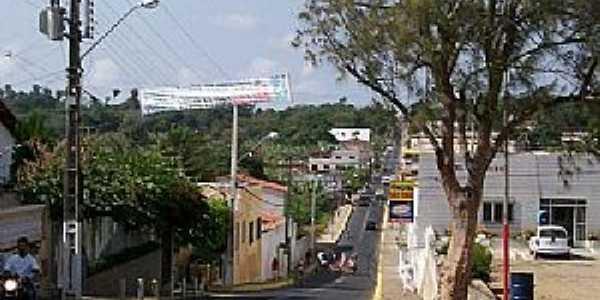 Imagens da cidade de São Benedito - CE