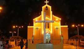 São Domingos - São Domingos-CE-Igreja de São Domingos-Foto:freiosmardasilva.blogspot