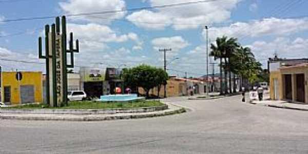 São José da Tapera-AL-Trevo de acesso-Foto:noticias.bol.uol.com.br
