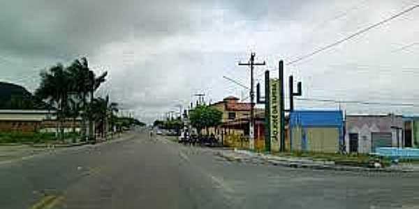 S�o Jos� da Tapera-AL-Trevo de acesso-Foto:pt.db-city.com