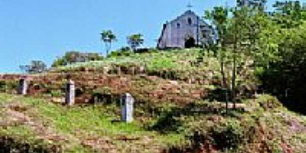 Capela em São Gerardo, por Krewinkel-Terto.