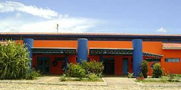 São Gonçalo do Amarante-CE-Hospital Municipal-Foto:carlosga
