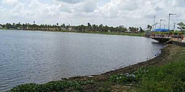 São Gonçalo do Amarante-CE-Lagoa em São Gonçalo-Foto:Edson Gomes