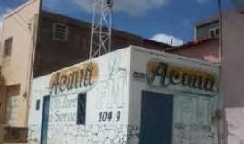 São João do Jaguaribe - FM ACAUÃ, Por PAULO FILHO