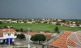 São João do Jaguaribe - Vista de São João do Jaguaribe-Foto:jacksongferr