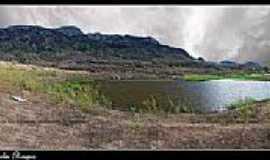 São Joaquim - Lagoa em  São Joaquim-Foto:flickriver.