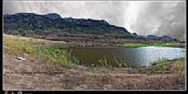 Lagoa em  São Joaquim-Foto:flickriver.