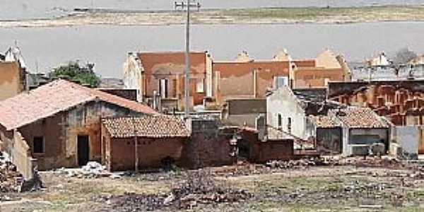 São José-CE-Vista do distrito-Foto:JANUÁRIO LIMA