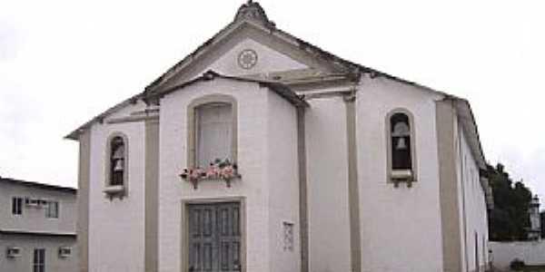 São Luis do Quitundé-AL-Matriz de N.Sra.da Conceição-Foto:Vicente A. Queiroz