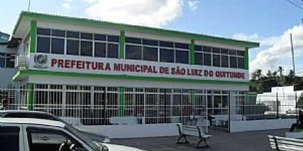 São Luis do Quitundé-AL-Prefeitura Municipal-Foto:Sergio Falcetti