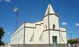 São José de Solonópole - Igreja em São José de Solonópole, por Joaquim Lopes Feitosa.