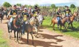 São José do Torto - Cavalgada nos festejos, Por Netgilson