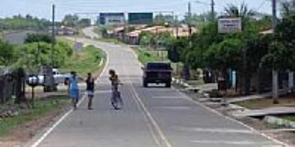 Avenida Agenor Ribeiro-Foto:São José do Torto